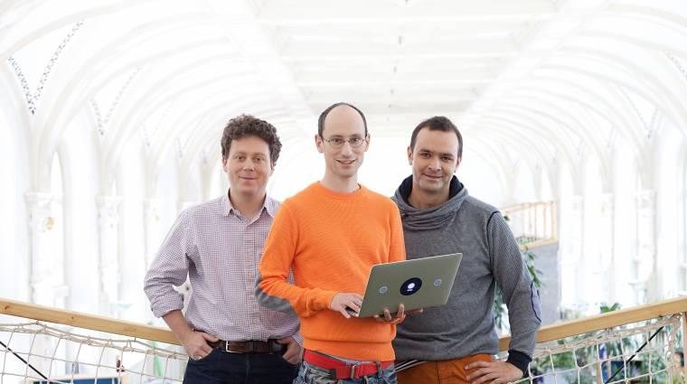 Európa legrangosabb startup-díját hozta el a Prezi kép