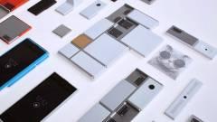 Bekapcsolta moduláris telefonját a Google kép