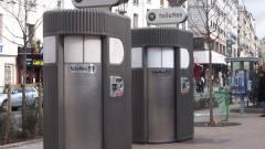 WC-művészet Japánban  kép