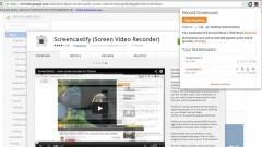 Hogyan rögzítsük videóra a Chrome egyik lapjának tartalmát? kép