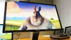 Jönnek az olcsó 4K-s monitorok kép