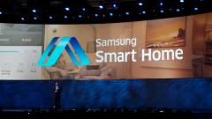 Tizen alapú okosotthont villantott a Samsung kép