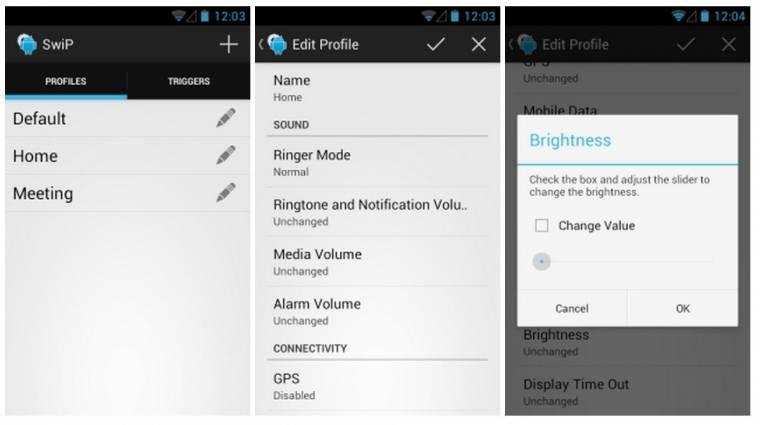 Hogyan váltsunk profilt automatikusan Androidon? kép