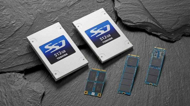 Jönnek az olcsó SSD-k kép