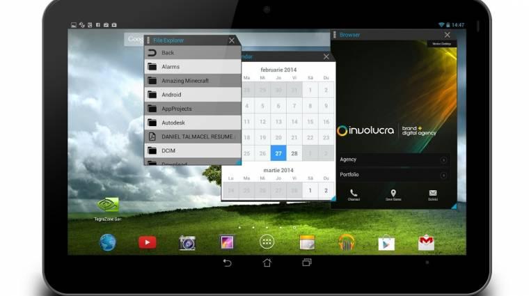 Hogyan használjuk az androidos appokat ablakban? kép