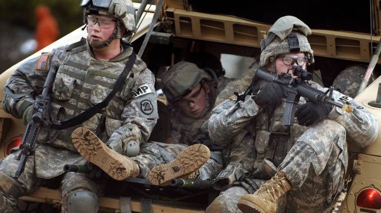Magától épülő fal az US Army új csodafegyvere kép