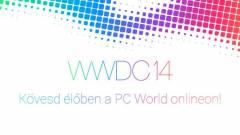 WWDC 2014: Élő közvetítés a PC World-ön kép