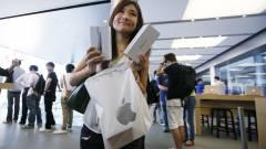 Még népszerűbb lett az iPhone kép