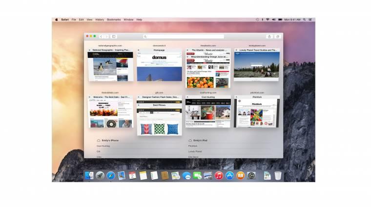 Közeleg az OS X Yosemite nyilvános bétája kép