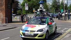 Gázszivárgásokra vadásznak a Google Street View autói kép