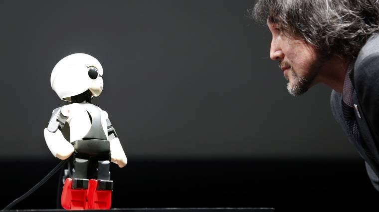 Robotinvázió az augusztusi PC Worldben kép