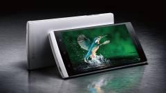 Hódítanak a kínai okostelefonok kép