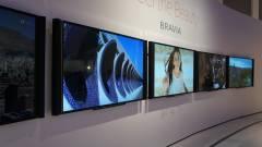Hosszú idő után nyereséges lesz a Sony tévés üzletága kép