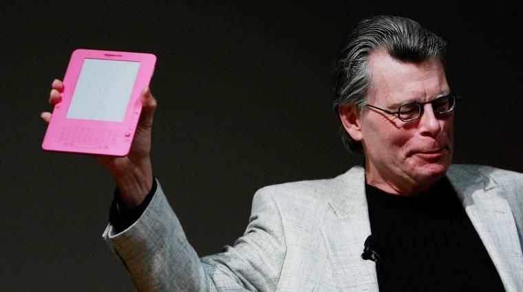 Stephen King az Amazon ellen kép