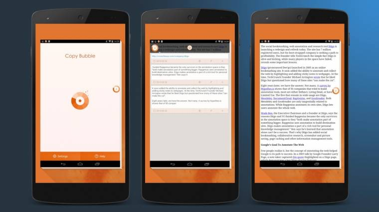 Hogyan használjunk okosabb vágólapot Androidon? kép