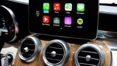 Újabb autókba kerül bele az Apple CarPlay kép