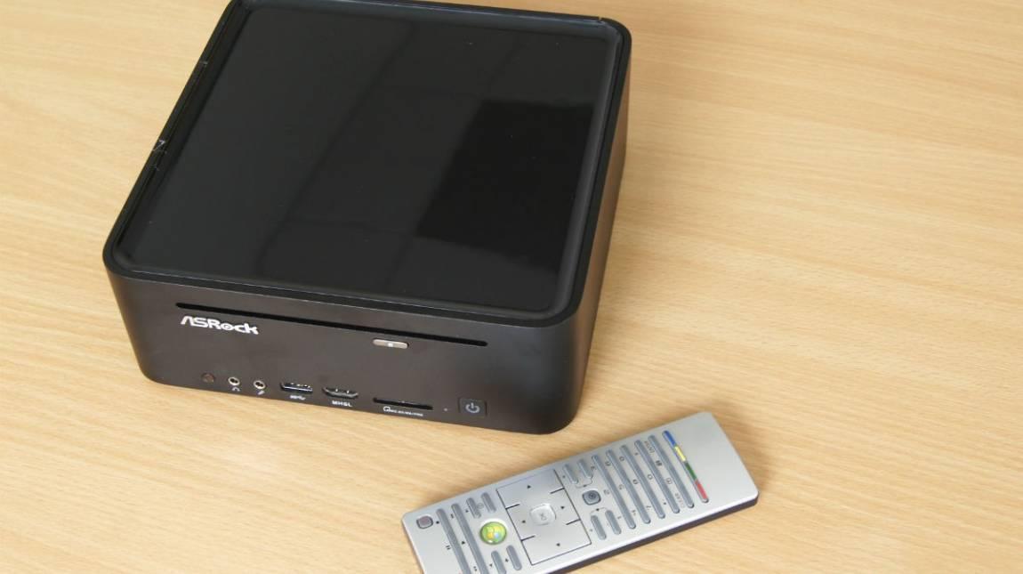 ASRock VisionX 420D teszt - Sok jó hardver, kis helyen kép