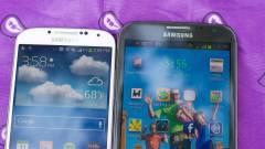 Már nem menő a Samsung telefon kép