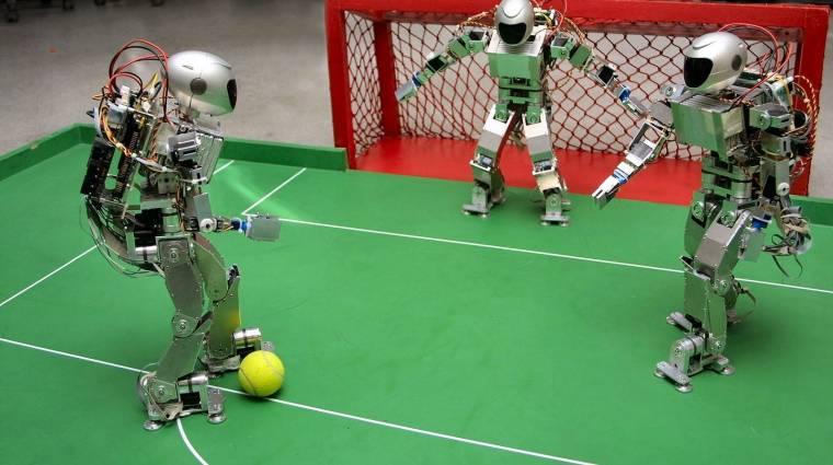 2020-ban jöhet az első robotolimpia kép