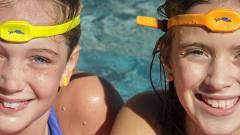 E-fejpánt védi a gyerekeket a fulladástól kép