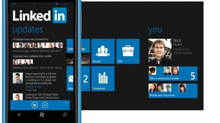Megújul a LinkedIn mobilos alkalmazása kép