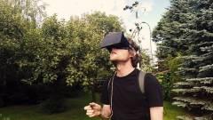 Oculus Rift harmadik személyű játékmóddal kép