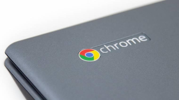 Jöhet a legolcsóbb Chromebook kép