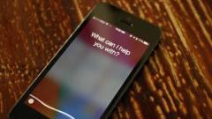 Rááll a hangfelismerésre az Apple kép