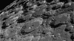 A Holdon lakhatnak az asztronauták kép
