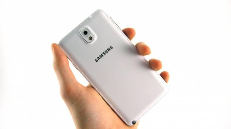 UV szenzorral érkezik a Galaxy Note 4 kép