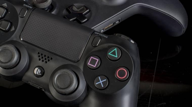 Megint legyőzte az Xbox One-t a PlayStation 4 kép