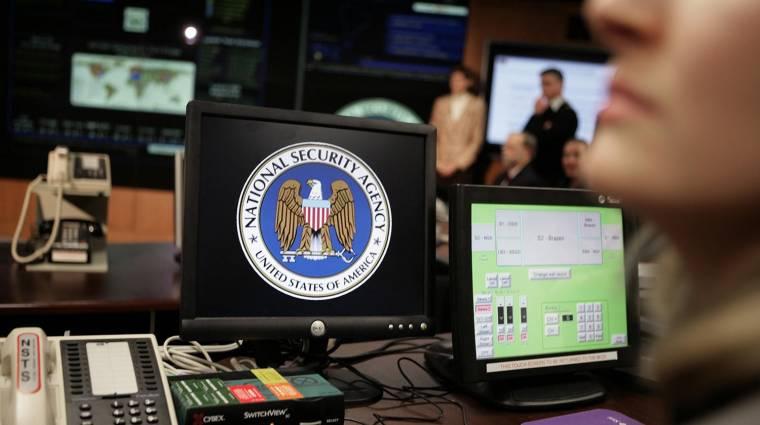 Néhány szóért már megfigyel az NSA kép