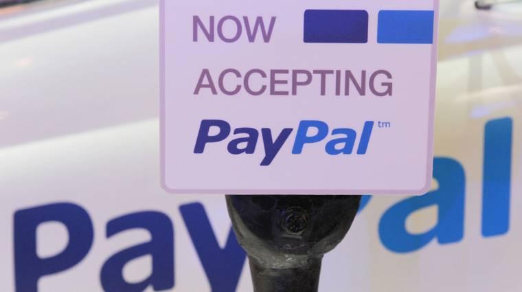 Titkosított levelezőt szabotált a PayPal kép