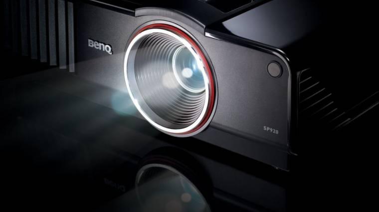 Nagyképűek - Full HD 3D-projektorok kép