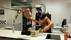 Az internetről tanul főzni a jövő robotja kép