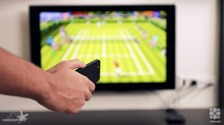 Játékkonzol lehet a Chromecast-Android párosból kép