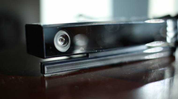 Jövő héten jön a windowsos Kinect kép