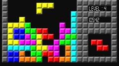 Tee-tris: pólón játszható Tetris kép