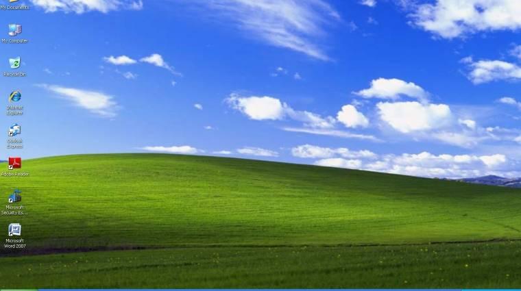 A cégek görcsösen ragaszkodnak a Windows XP-hez kép