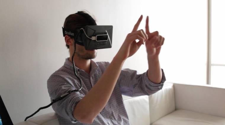A Leap Motion teheti teljessé a virtuális valóságot kép