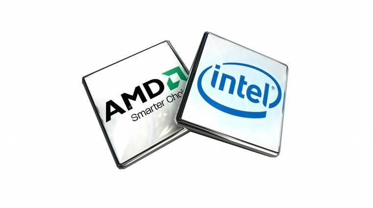 Processzorpárbaj - AMD versus Intel kép