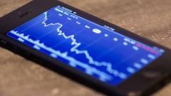 Történelmi csúcson az Apple részvény-árfolyama kép