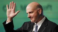 Ballmer otthagyta Microsoft igazgatótanácsát kép