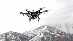 Drónnal próbáltak füvet csempészni a börtönbe kép
