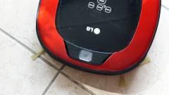 LG Hom-Bot Square teszt: Egy okos és szemrevaló, de drága háztartásbeli kép