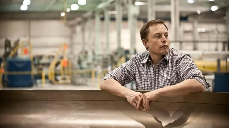 Musk: az MI veszélyesebb lehet, mint az atombomba kép