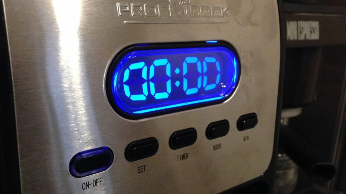 Gyorsan, sokat: Profi Cook KA1010 kávéfőző teszt kép
