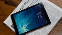 Nagyobb memóriát kap az új iPad Air kép