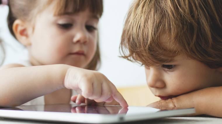 A Google a gyerekeinkre hajt kép