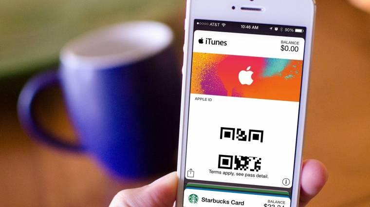 NFC-n keresztül lehet majd fizetni az iPhone 6-tal kép